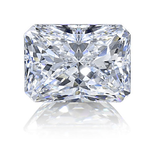 ring radiant cut engagement k ctw diamond