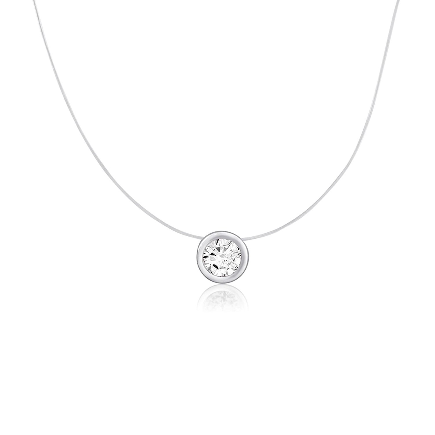 diamond sun sea ravishing solitaires jewellers pendant necklace solitaire