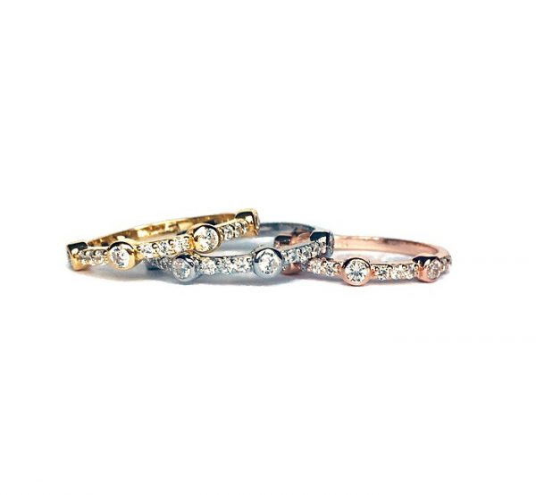 Stack-Rings-Bezel-Pave-Silver-Diamond-round