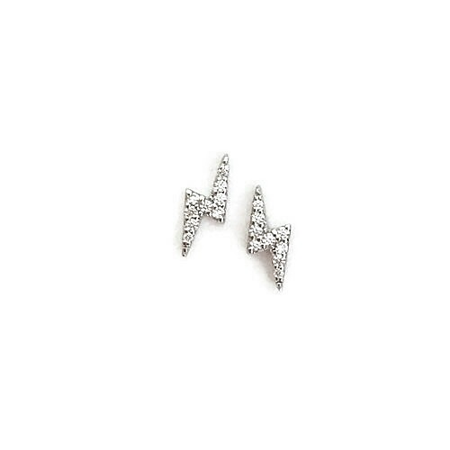 Lightening-Bolt-Earring-Sterling-Silver